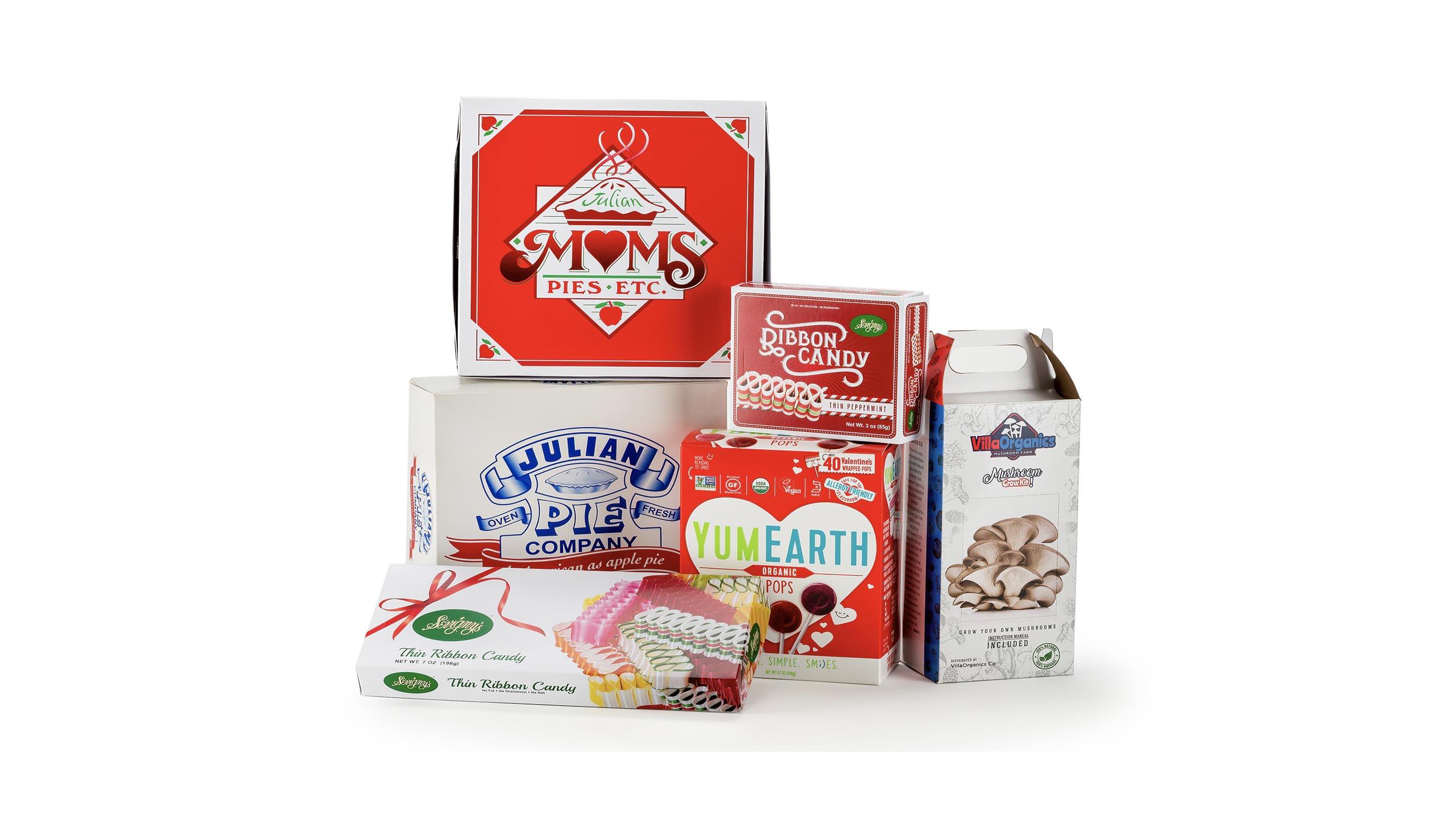 Presentation Packaging - Food