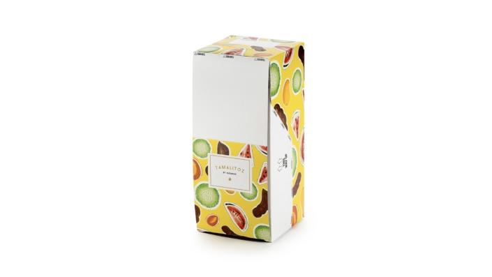 Presentation Packaging PoP Tamalitoz by SugarBox