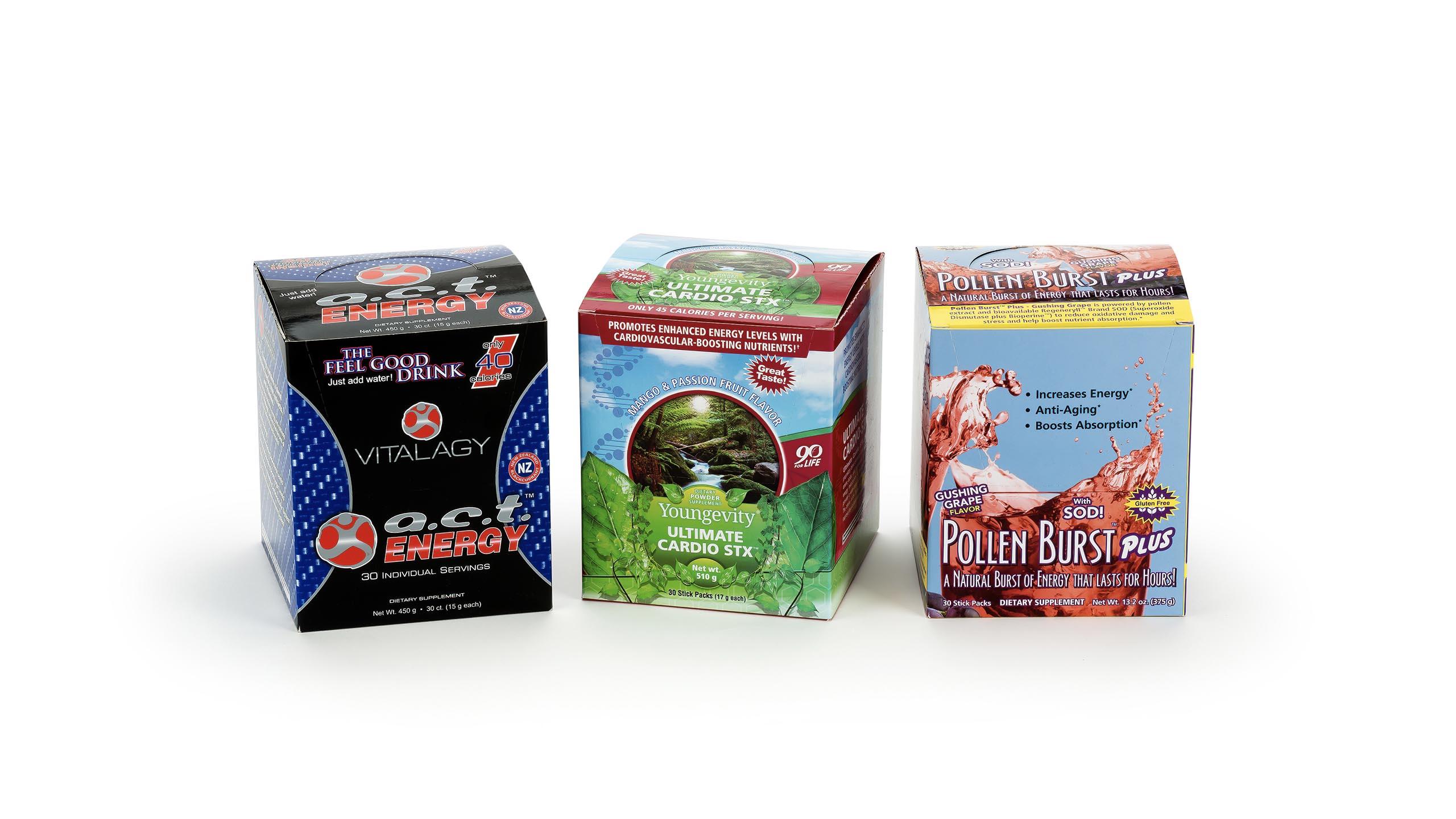 Presentation Packaging - Health